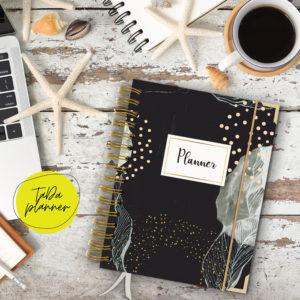 planner personalizowany kalendarz roczny